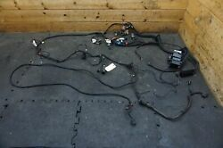 Rear Tail Light And Luggage Trunk Wiring Harness Cable 193989 191596 Ferrari 612