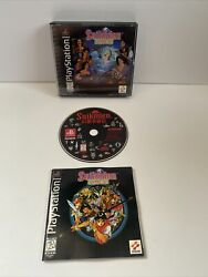 Suikoden Sony Playstation Ps1 Complete Tested Working Great Condition