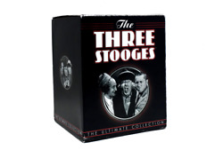 The 3 Three Stooges Complete Tv Series Ultimate Collection Dvd -set- New- Us