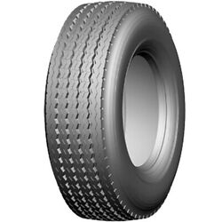 4 Tires Fullrun Tb888 235/75r17.5 Load J 18 Ply Trailer Commercial