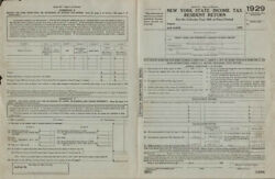 Joey A. Giuseppe Antonio Doto Adonis - Document Signed In Text Circa 1929