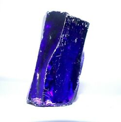 1400ct Untreated Purple Sapphire Gemstone Natural Shiny Rough 35off Big Offer