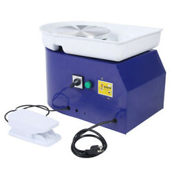 Electric Pottery Wheel Machine Beautiful Good Performance Low Noise For Home
