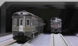 Kato N Scale New York Central 20th Century Limited 9 Car Set - 106-100
