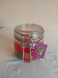 Fresh Canned Fruit Preserve Gel Candle