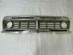 1973-1977 Ford Truck Grill Surround Grille Letter Emblems Frame Inserts Molding