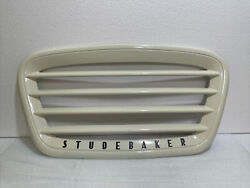 Nos 1960-64 Studebaker Champ Pickup Truck Grille Only Beautiful Condition