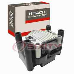 Hitachi Ignition Coil For 1998-2001 Volkswagen Beetle 2.0l L4 Wire Boot Wt