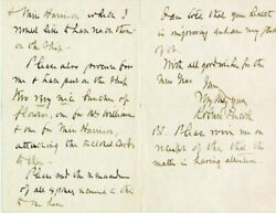 Robert Todd Lincoln - Autograph Letter Signed 12/31/1902