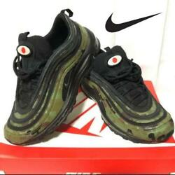 Men 8.0us Nike Air Max 97 Camouflage Duck Japanese Flag