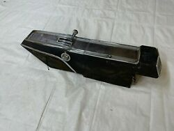 1966-1968 B Body Console And Shifter Lid Automatic Shift Top Plate Base Rear Trim