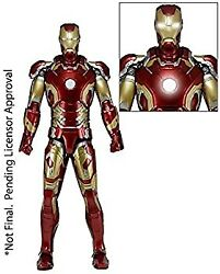 Secondhand Avengers Age Of Ultron 1/4 Scale Action Figure Iron Man Mark 43
