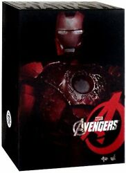 Toys Pipeens Limited Movie Masterpiece Avengers 1/6 Scale Figure Iron Man Mark