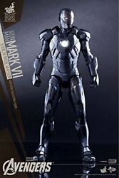 Movie Masterpiece The Avengers 1/6 Scale Figure Iron Man Mark Stealth