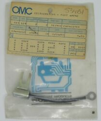 New Omc Outboard Marine Corp Boat Capacitor Part No. 912908