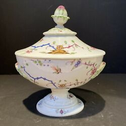 Meissen 18th Century Porcelain Lidded Serving Bowl 9andrdquox 6andrdquox 9.5andrdquo