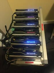 2x Gpu Crypto Currency Rig For Mining Includes Gpuand039s And Free Install Support