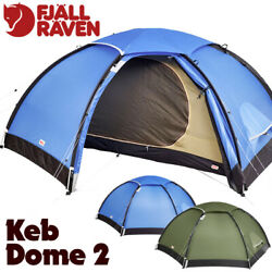 Fehrraben Fjall Raven Tent Keb Dome Japan Domed Kev Solo Camp For People