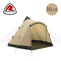 Robbens Trapper Chief Robens 130246 Tent Lodging Tippy Camp Size 10 Group