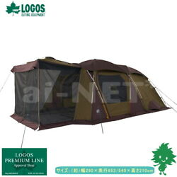 Logos/logos Premium 3-room Double Xl-bj 71805537 For People Domed Tent Easy To