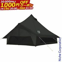 Canadian East Glocke 12 Ceto1004-blk Tent For People Camping Equipment