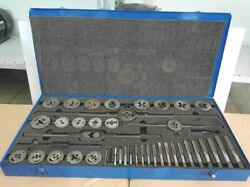 Greenfield Little Giant Tap And Die Set Set No 312 Edp No 00063