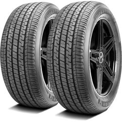 2 Tires Firestone Champion Fuel Fighter 215/60r16 95v As All Season A/s
