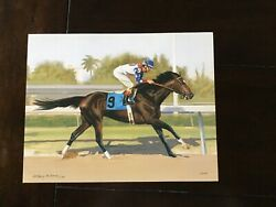 Cigar Photo From Oil Painting Horse Racing