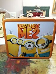 Despicable Me 2 Lot, Lunchbox, Care Bears, Legos, Star Wars Toys Finding Nemo +