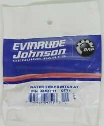 New Evinrude Johnson Genuine Parts Boat Water Temp Switch Part No. 3854711