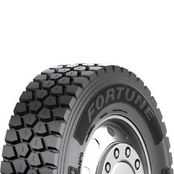 4 Tires Fortune Fdm212 11r22.5 Load H 16 Ply Drive Commercial