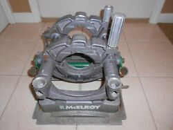 Mcelroy Pitbull 14 Fusion Machine Clamp For 4 Pipe