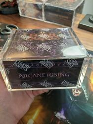 Flesh And Blood Arcane Rising Booster Box First Edition - Factory Sealed