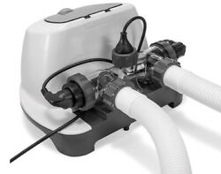 Intex Krystal Clear Saltwater System For Above Ground Pools Up To 7,000 Gal