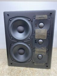 Miller And Kreisel Sound S-150thx Front And Center Channel Speakers