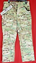 New Crye Precision Multicam Army Tactical Combat Pants W/ Knee Pads Small Short