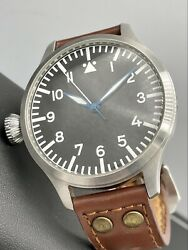 Azimuth Bombardier Limited Edition Left Hand 50 Pieces Anton Schild Mechanical