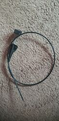 1968 1969 1970 Dodge Charger Plymouth Roadrunner Dash Vent Box Cable Handle