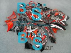 Injection Fairing With Tank Seat Fit Gsx-r1300 Gsxr1300 Hayabusa 2008-2019 01 60