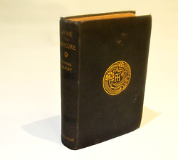 Jude The Obscure 1896 - Thomas Hardy - 1st Ed / 1st - V Good Cond