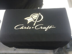 Chris Craft Embroidered Boat Gunwale Boarding Mat 24x36