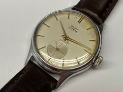 Beautiful Vintage Smiths Astral 15 Jewels Mechanical Antimagnetic Wristwatch🇬🇧