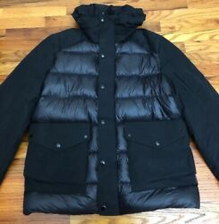 Nwt C.p. Company Dd Shell Panel Puffer Down Jacket It 54 100 Authentic