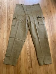 Wwii Us Army Paratrooper Pants Reproduction Uniform