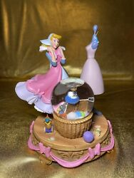 Disney Snow Globe And039and039a Lovely Dress For Cinderellyand039and039 Cinderella Pink Dress Read