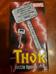 2013 Diamond Select Toys Marvel The Mighty Thor Bottle Opener