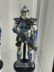 Sideshow Collectibles Arc Trooper Echo Phase Ii Armor 1/6 Scale