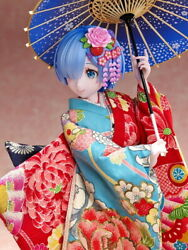 Figure Rem -japanese Doll- Yoshitoku X F Nex Re Life In A Different World Sta