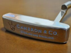 Stock Easy Response Tomorrow Scotty Cameron Company Sterling Stainless Newport