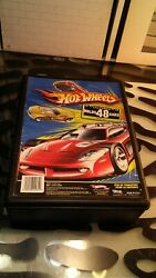 Hot Wheels Case And 70 Cars Maisto Motor Max Good Condition Die Cast Mattel